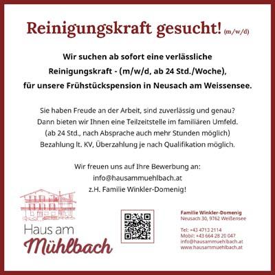 © Haus am Mühlbach