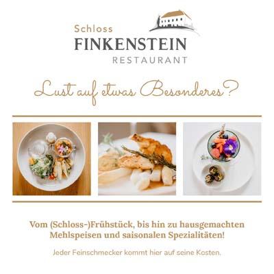 © Restaurant–Café Golfclub Schloss Finkenstein